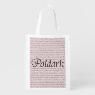 Poldarkの引用文 エコバッグ