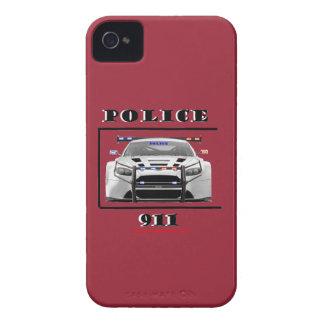Police_Car_911 Case-Mate iPhone 4 ケース