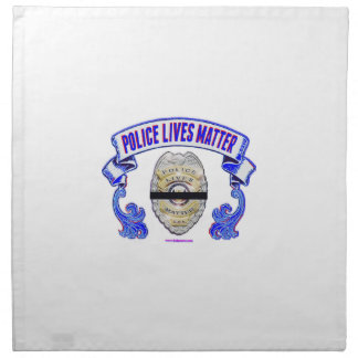 Police_Lives_Matter2 ナプキンクロス