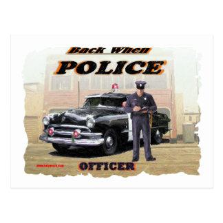Police_Officer_1951 ポストカード
