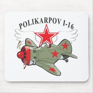 polikarpov i-16 マウスパッド