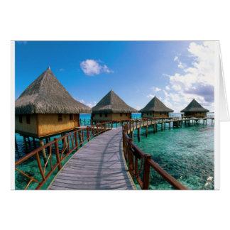 Polinesiaの島 カード