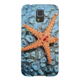 Polipsの珊瑚のヒトデ Galaxy S5 ケース