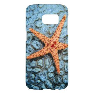 Polipsの珊瑚のヒトデ Samsung Galaxy S7 ケース