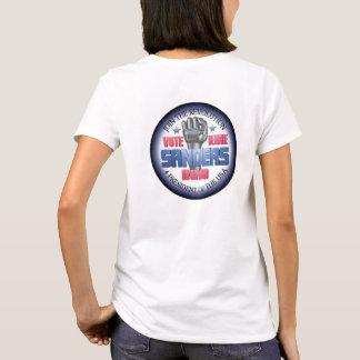 Political Revolutionベルニーの研摩機4の大統領 Tシャツ