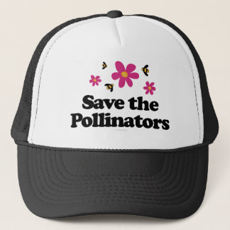 Pollinatorsを救って下さい キャップ