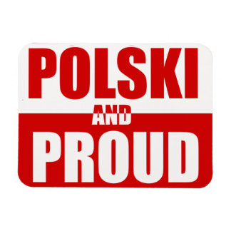 Polskiおよび誇りを持ったな優れた屈曲の磁石 マグネット