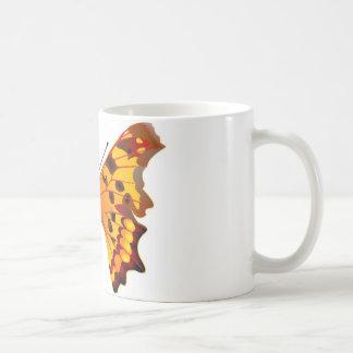 Polygoniaのcアルバム蝶 コーヒーマグカップ