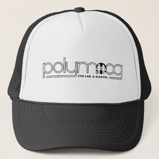 polymoog cap キャップ