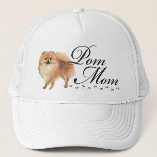 Pomのお母さん キャップ