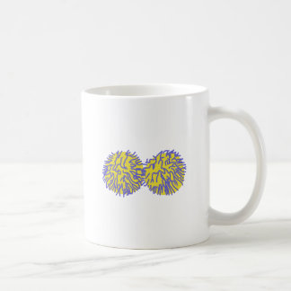 Pom Poms コーヒーマグカップ