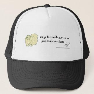 PomeranianCreamBrother キャップ