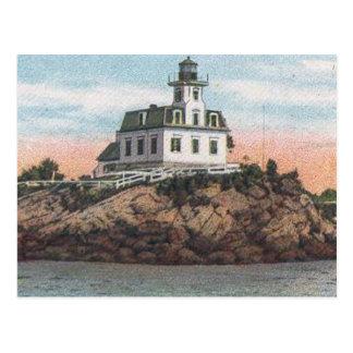 Pomhamは灯台を揺すります ポストカード