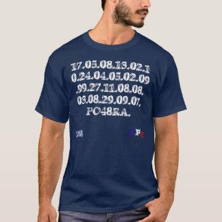 Pompeyの重大な日付のTシャツ1898年 Tシャツ