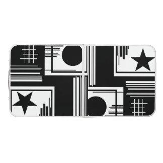 PONGのテーブル-黒及び白 ビアポンテーブル