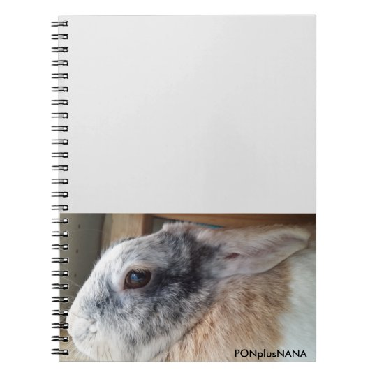 PONplusNANA notebook_NANA ノートブック