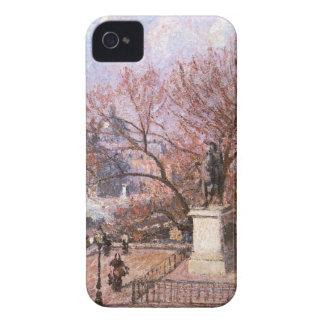 Pont Neufおよびアンリーの彫像IV Case-Mate iPhone 4 ケース