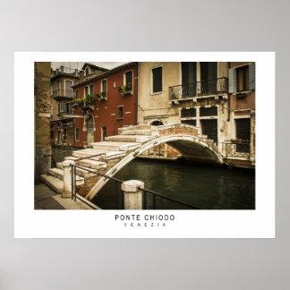 Ponte Chiodo ポスター