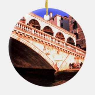 Ponte Rialto セラミックオーナメント