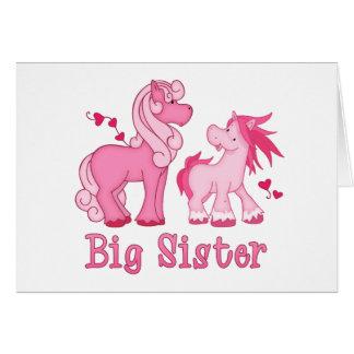 Ponysのピンクの姉 カード