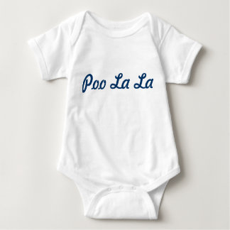 PooのLaのLaのベビーのワイシャツ ベビーボディスーツ
