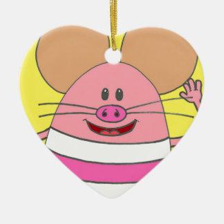 Pookey Mousepigの商品 セラミックオーナメント