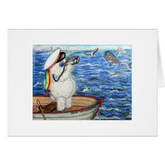 POOKYのクジラの監視 カード