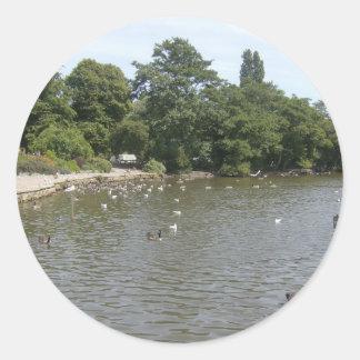 Poole公園、ドーセット ラウンドシール