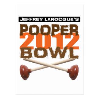Pooperボール2012年 ポストカード