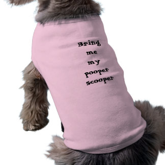 pooperscooper ペット服