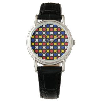 Popart -黒 腕時計