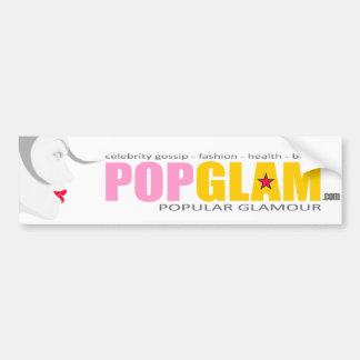 Popglam.com バンパーステッカー