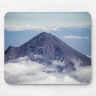 Popocatépetlの火山、メキシコ マウスパッド