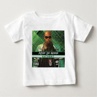 Popp Da Rippa-Autobot ベビーTシャツ