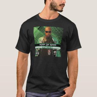 Popp Da Rippa-Autobot Tシャツ