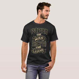 Poppa神話Tワイシャツギフト! Tシャツ
