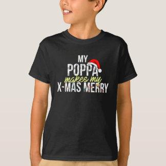 Poppa Tシャツ