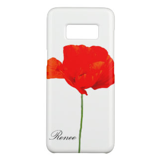 POPPY Collection 06 Personalized Samsung Case Case-Mate Samsung Galaxy S8ケース
