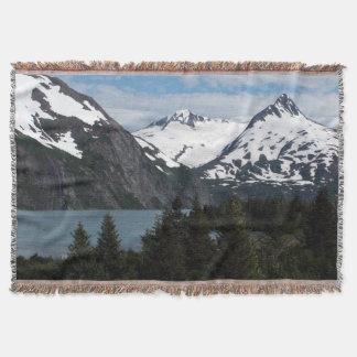 Portage湖、アラスカ スローブランケット