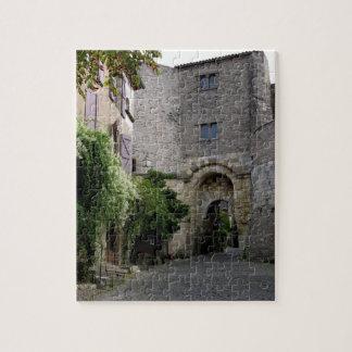 Porte des Ormeaux (写真)の眺め ジグソーパズル