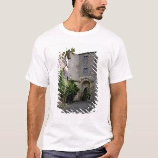 Porte des Ormeaux (写真)の眺め Tシャツ