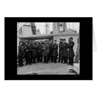 Porter海軍海軍大将USS Malvern 1864年 カード