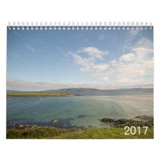 Portnooの2017年のカレンダー カレンダー
