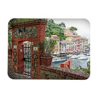 Portofino、イタリア-磁石の楽園への出入口 マグネット