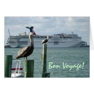 Portsideの眺め第2餞別カード カード