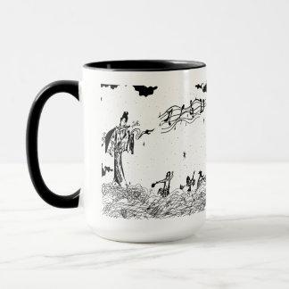 Poseideonの主婦 マグカップ