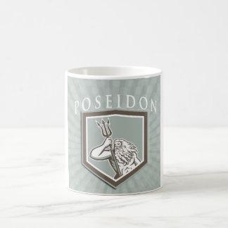 Poseidonのコーヒー・マグ コーヒーマグカップ