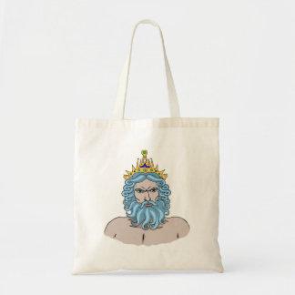 Poseidonのトート トートバッグ