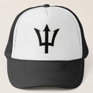 Poseidonのワイシャツおよび帽子 キャップ