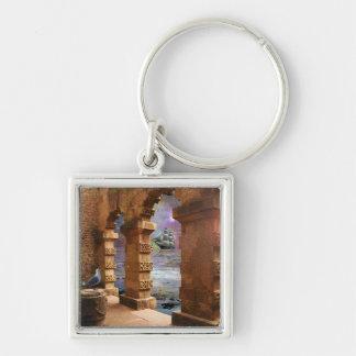 Poseidonの寺院 キーホルダー